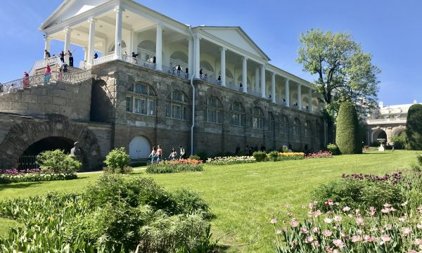 Cameron Gallery in Tsarskoe Selo
