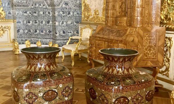 Catherine palace inside