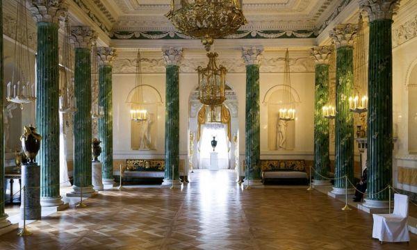 The Greek Hall